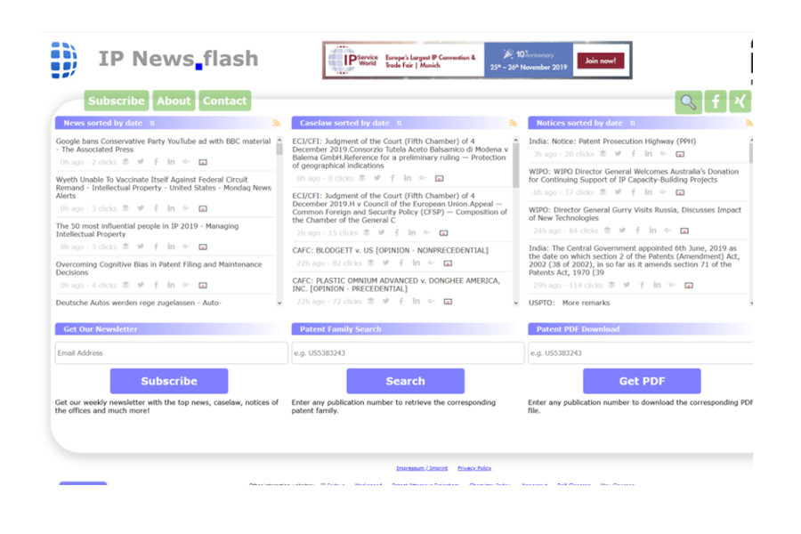 IP-Newsflash
