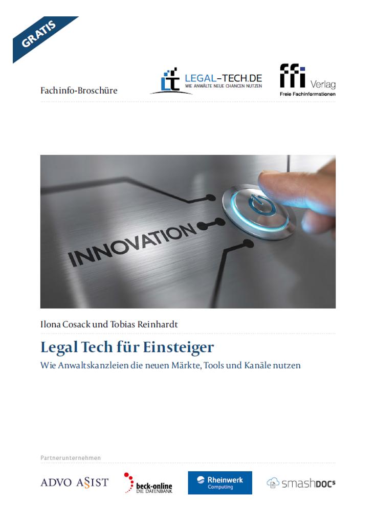 Legal Tech für Einsteiger